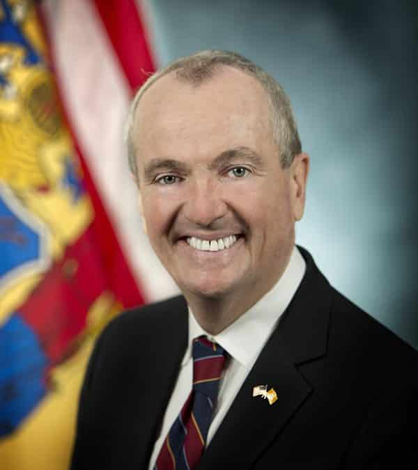 Governor Murphy signs Increased Ammunition bill into law.